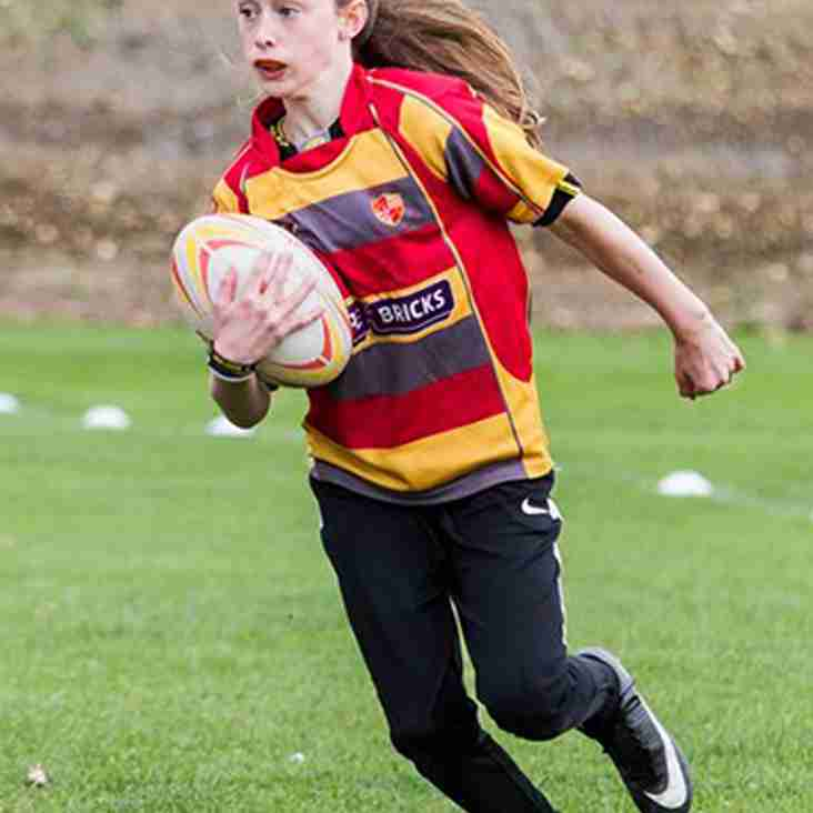 PRUFC u13 Girls finally get to play the best in the North of England