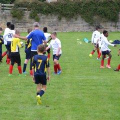 U13's v Dewsbury Rangers 3.9.17