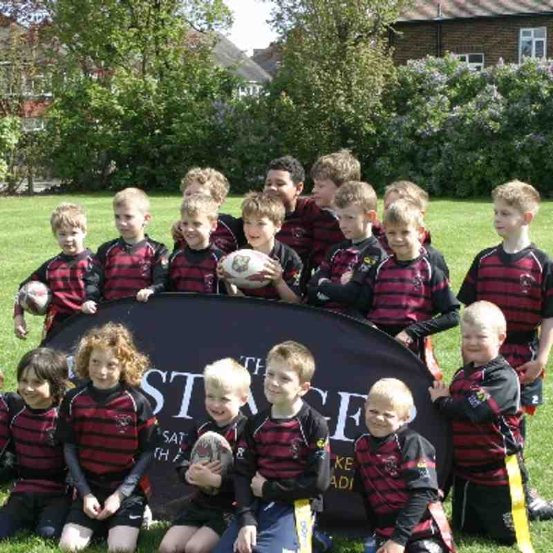 Twickers Tournament 2014 U8