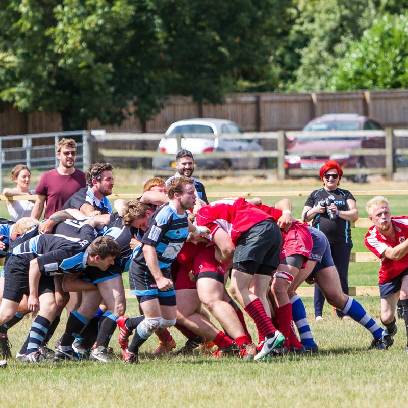 Exiles vs Templars 08 Jul 17