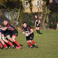 Templars Take Top Spot in Nine Try Thriller