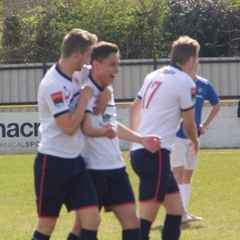Witham Town Reserves Champions 30.4.16