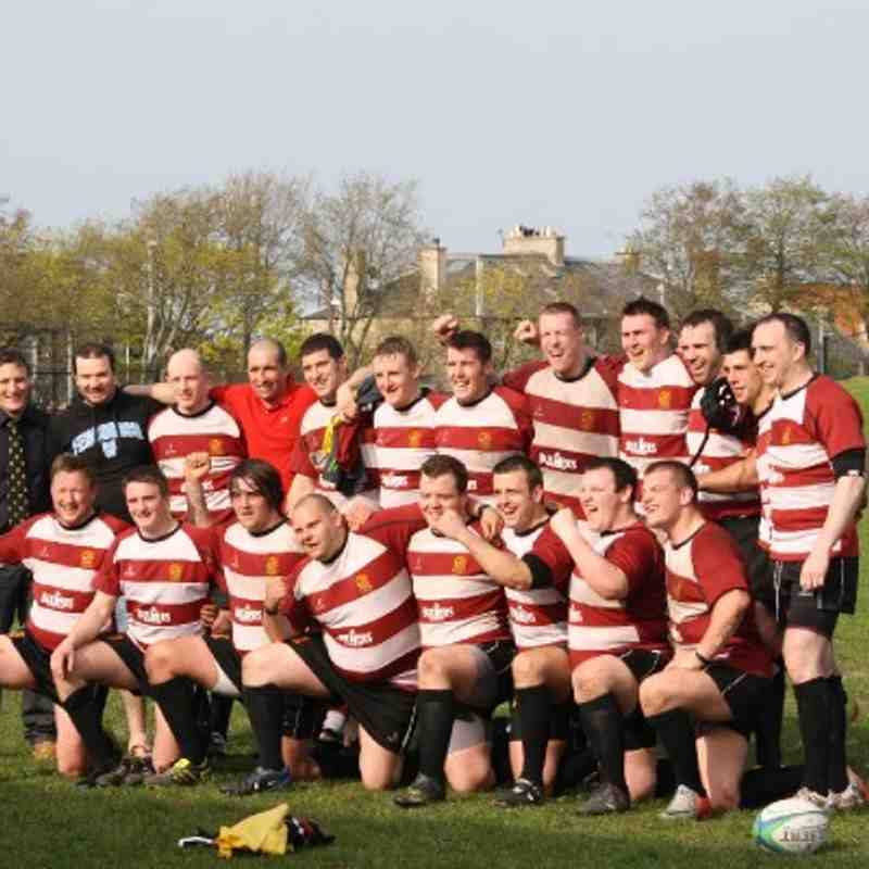 PL 29 - 10 Forresters (9th April 2011)
