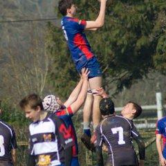 2016-03-14.  U16s v Torquay