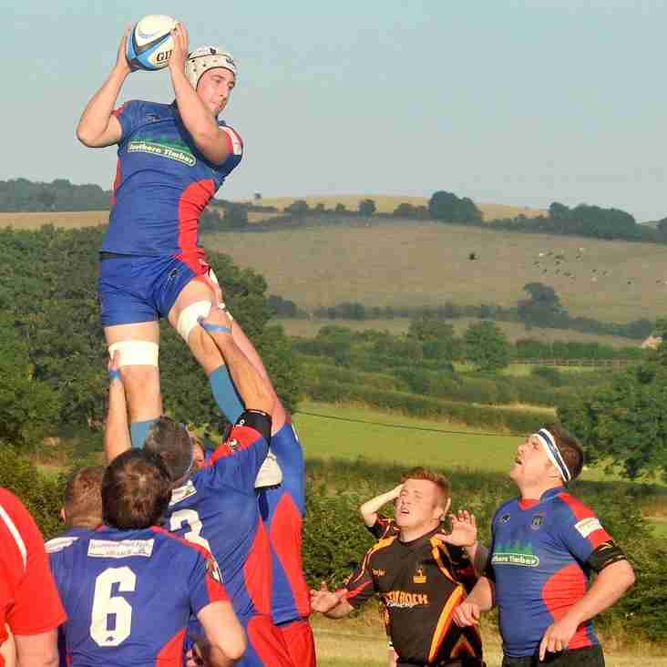 Totnes RFC make hard work of friendly game against Buckfastleigh.