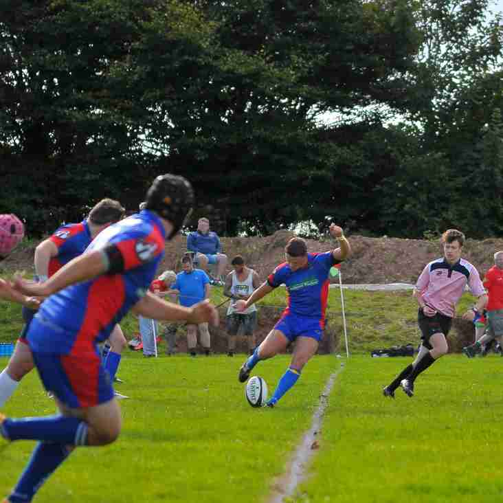 Totnes Rugby Club march on in cup games dispite a struggle against Dartmouth (Riversiders')