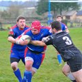 Totnes RFC play 20 minutes of rugby and score 25 points ,only to lose to South Molton all Black's