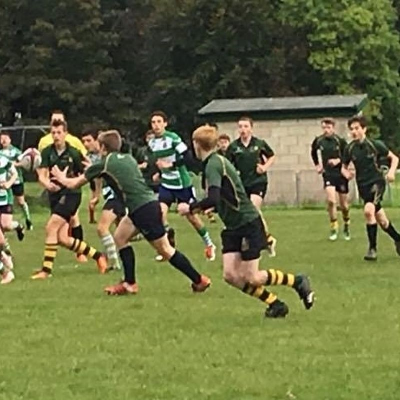 Eleven converted try stormer QF home win!