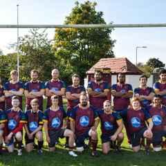 Panmure RFC First Team 2015 - 2016