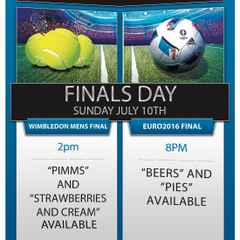 Finals Day at Forthill Community Sports Club