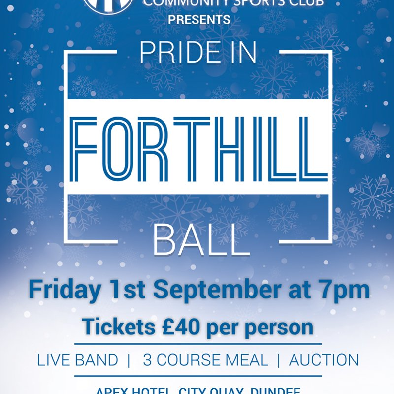 Pride in Forthill Ball
