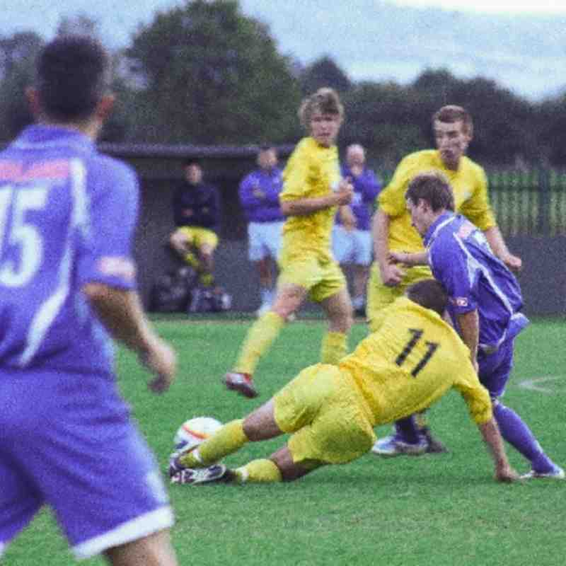Bishops Cleeve 0 - 1 Wells City - FA CUP