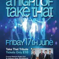 Take That Tribute Band