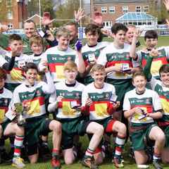 Lancashire Cup U14s