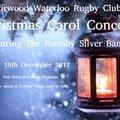 Club Christmas Carol Concert