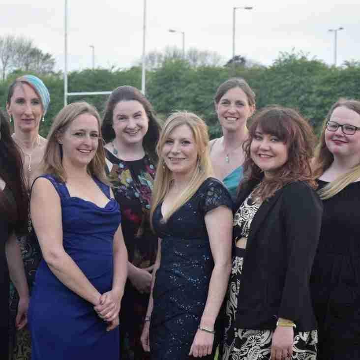 Sleaford RFC Ladies resume training
