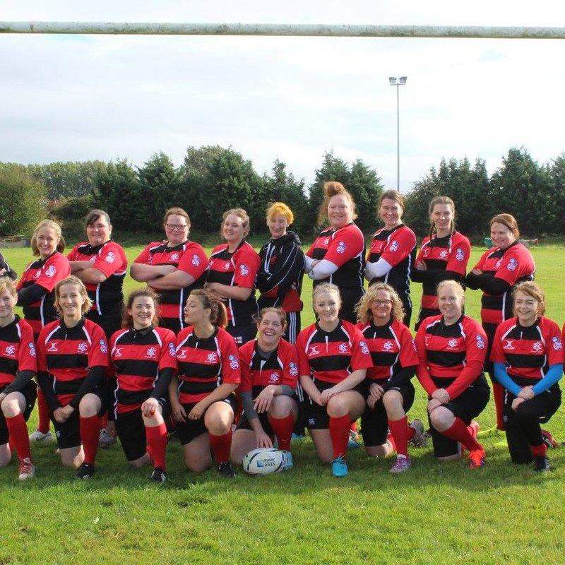 Sleaford RFC 0 - 0 Lincoln Uni