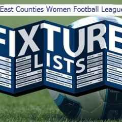 Early League Fixtures Announced