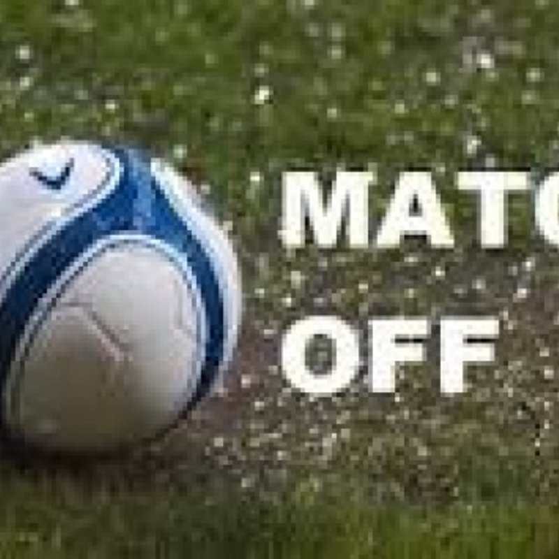 18th Mar:  GAME OFF