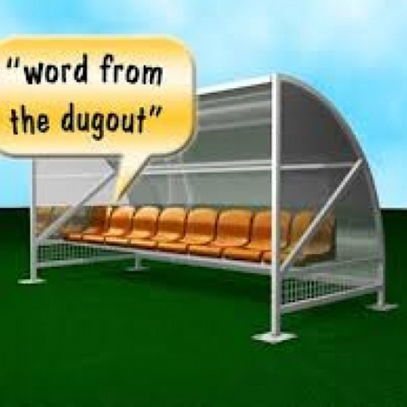 17th Dec: A WORD FROM THE DUGOUT