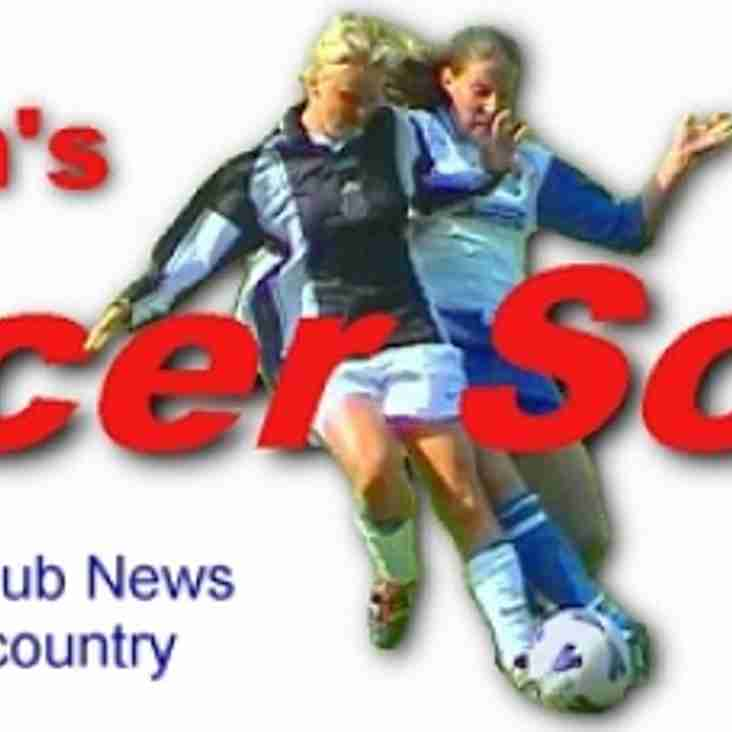 Womens Soccer Scene: Parkwood Feature on Website