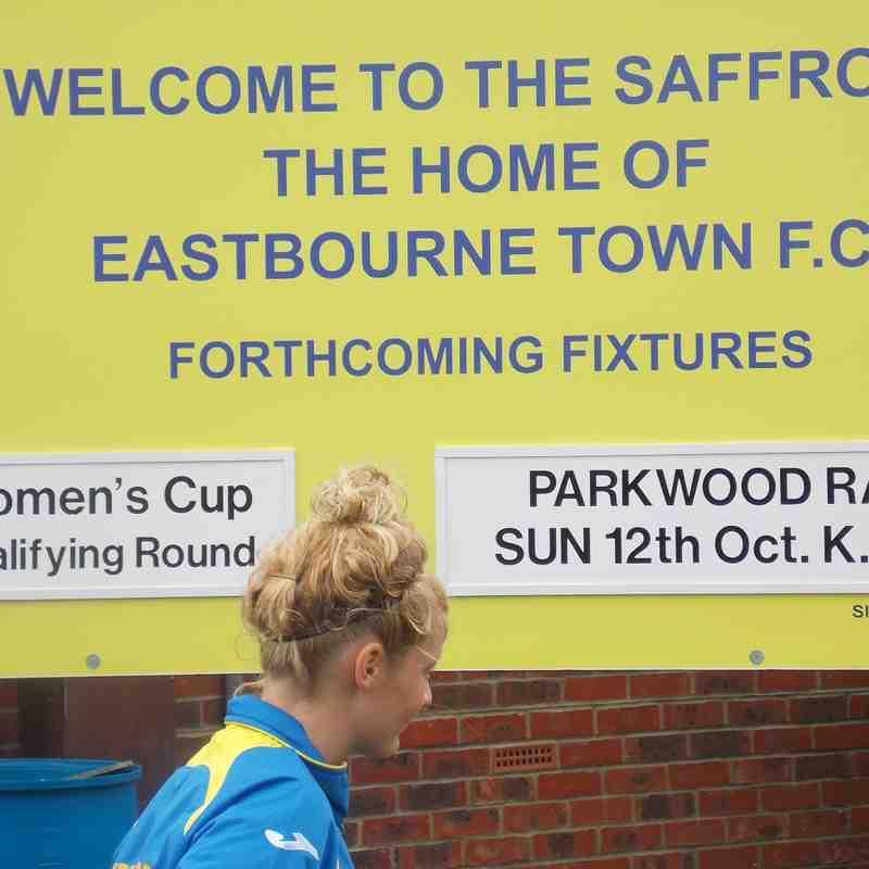 Eastbourne Town vs Parkwood