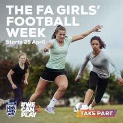 FREE LADIES  FOOTBALL TRAINING SESSION