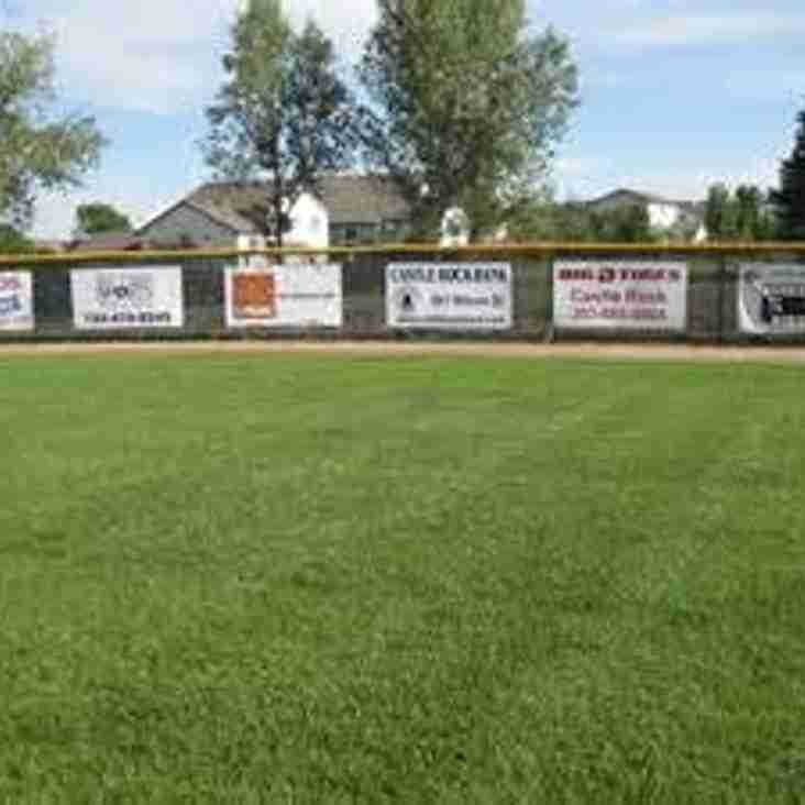 Advertising Space:  Pitch-side Boards