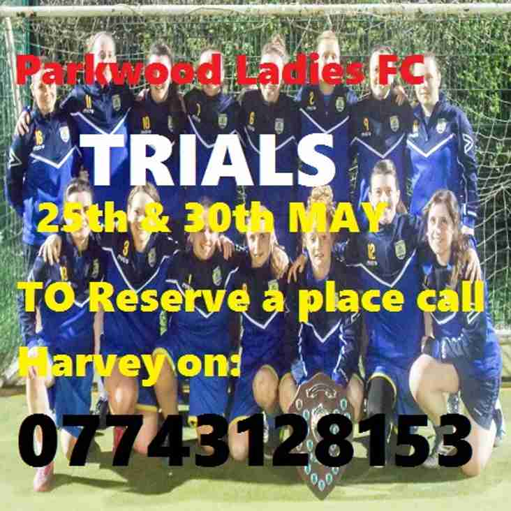 Trials Dates