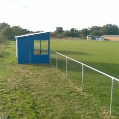 New Dugouts and Stand