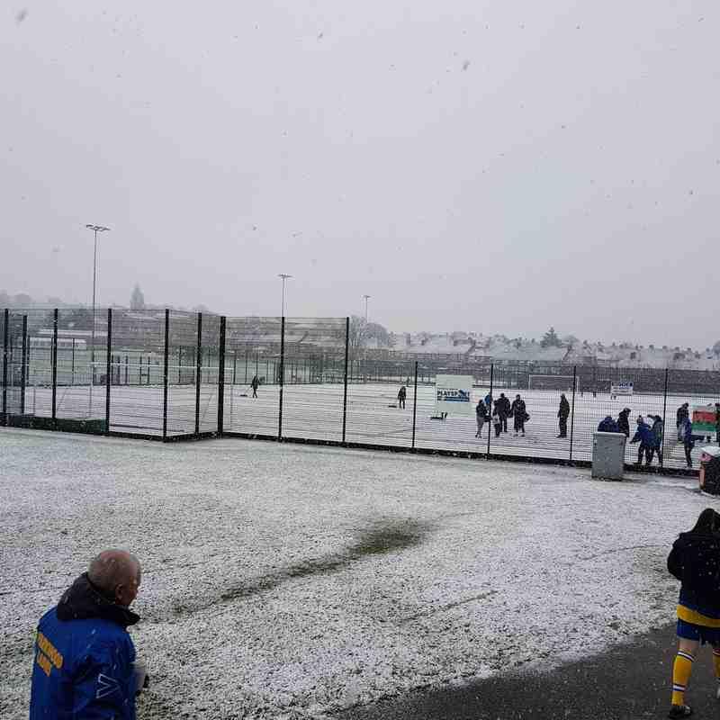 London KFU vs Parkwood - League Cup
