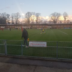 Carshalton Athletic vs Parkwood
