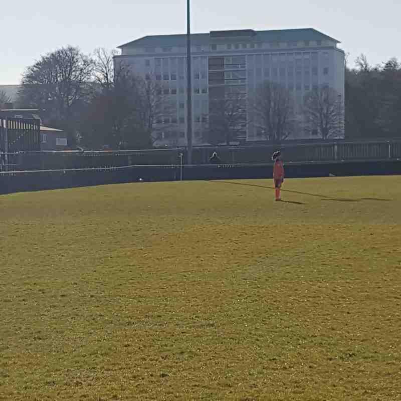 Eastbourne Town vs Parkwood 18
