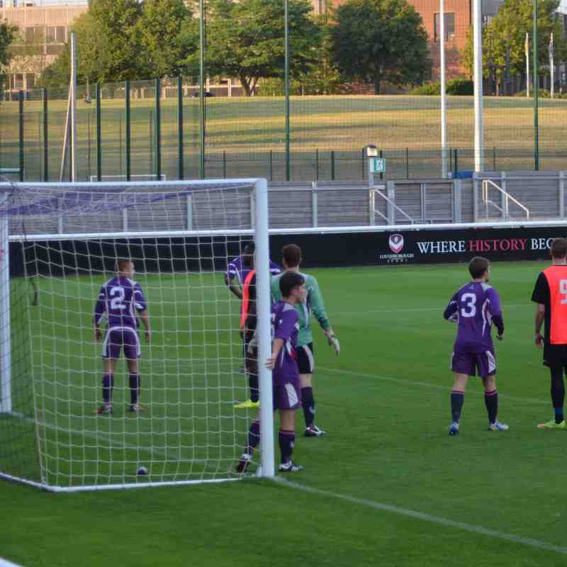 Loughborough University - Away