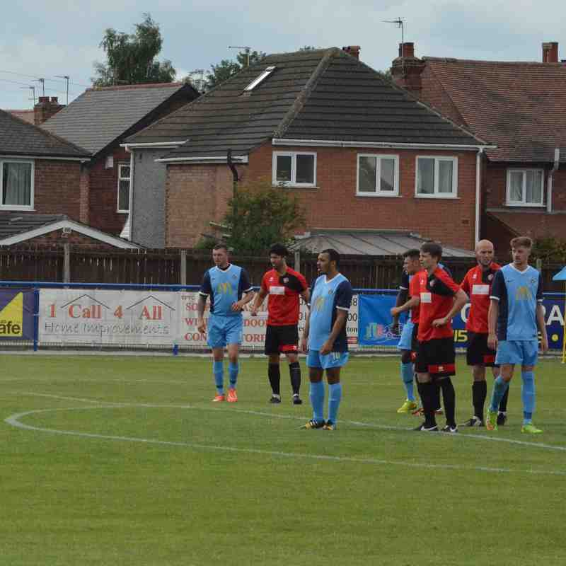 Harrowby United - Home (FA Cup)