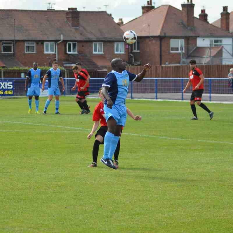 Harrowby United - Home (FA Cup)
