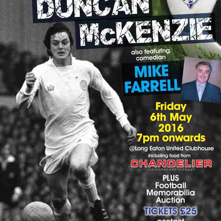 An Evening with Duncan McKenzie feat Mike Farrell
