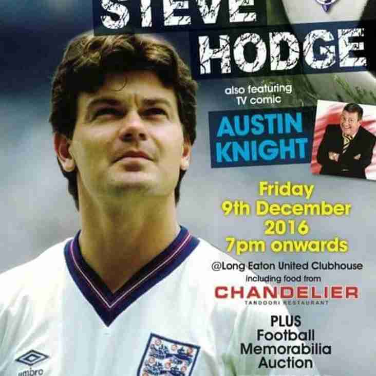 An Evening with Steve Hodge & Austin Knight