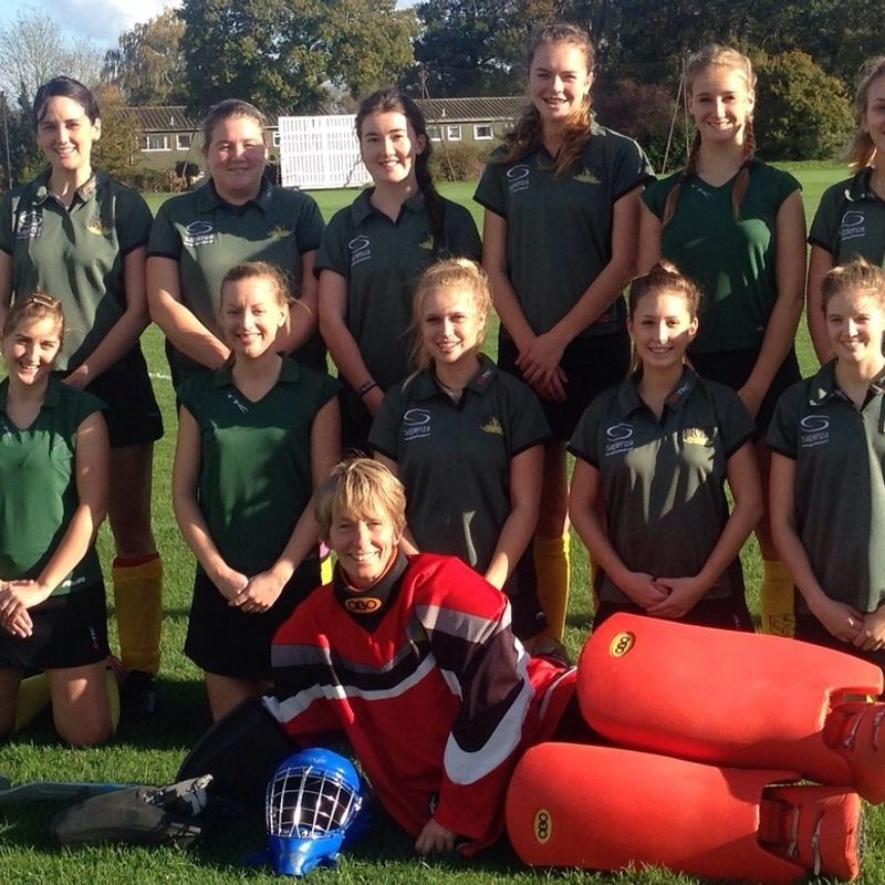 Ladies 2nd Team lose to Saffron Walden 3 5 - 3