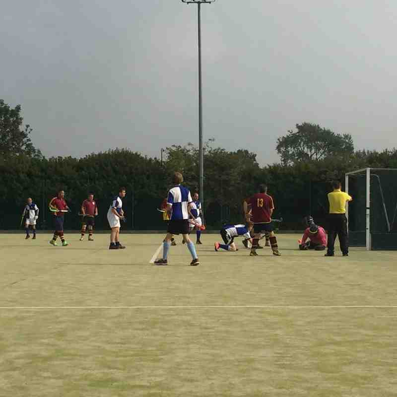 1st XI v Tring 2 - 3rd October 2015