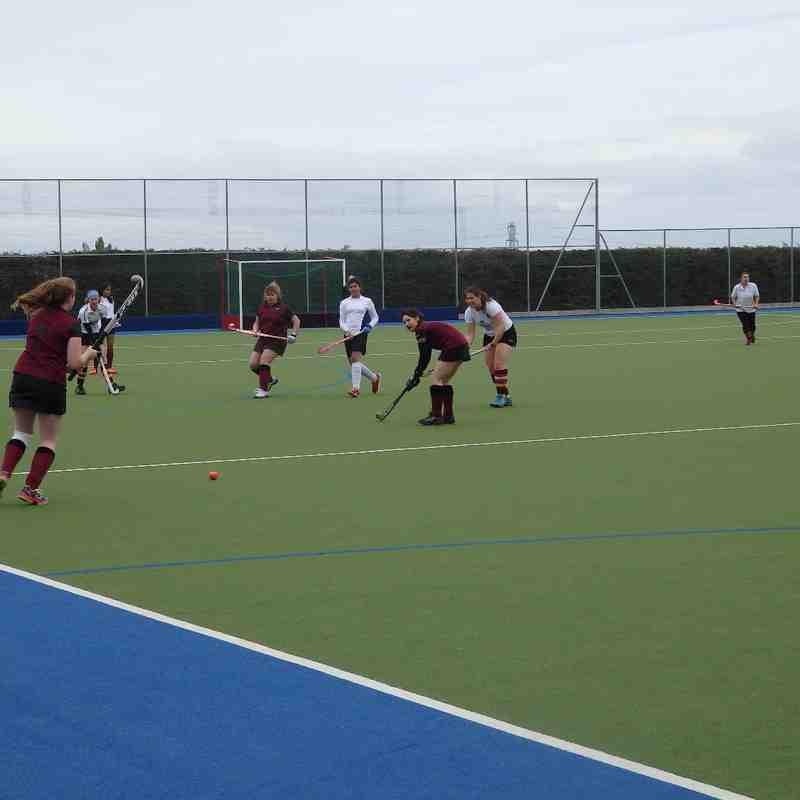 Ladies 1st XI v Oxford Hawks Ladies' 6s - 17th October 2015