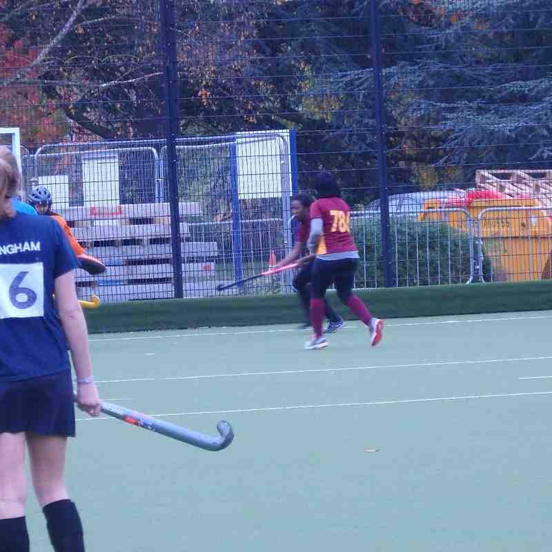Ladies 1st XI v Oxford Ladies 6s - 24th October 2015