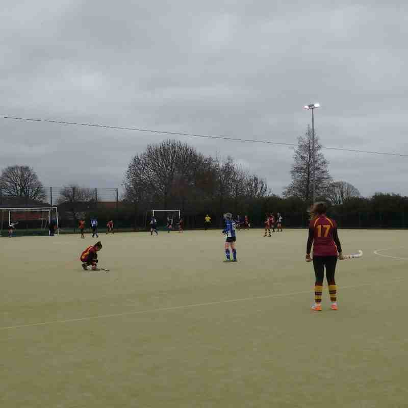 Ladies 1st XI v Oxford Ladies 6s - 6th February 2016