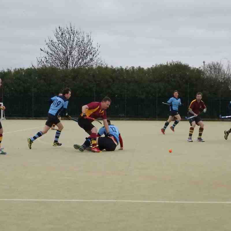 1st XI v Wycombe 4 - 6th February 2016
