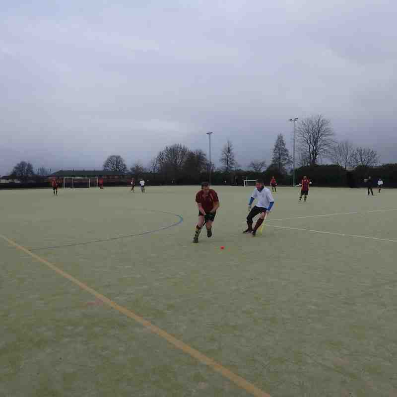 1st XI v Oxford Hawks 6 - 5th March 2016