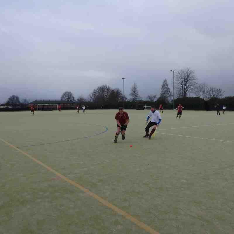 1st XI v Oxford Hawks 6 - 5th March 2016