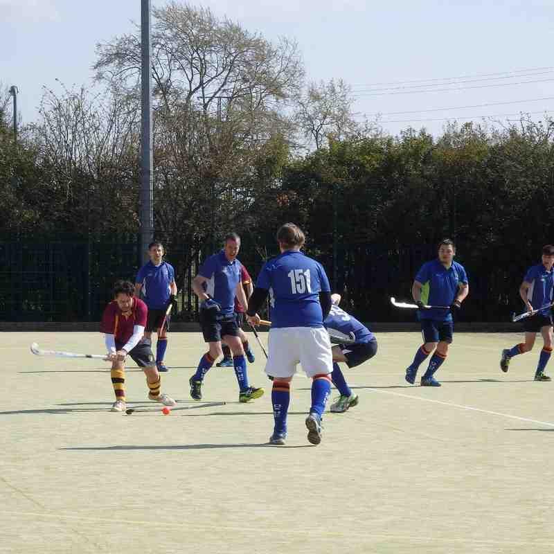 1st XI v Oxford 6 - 2nd April 2016