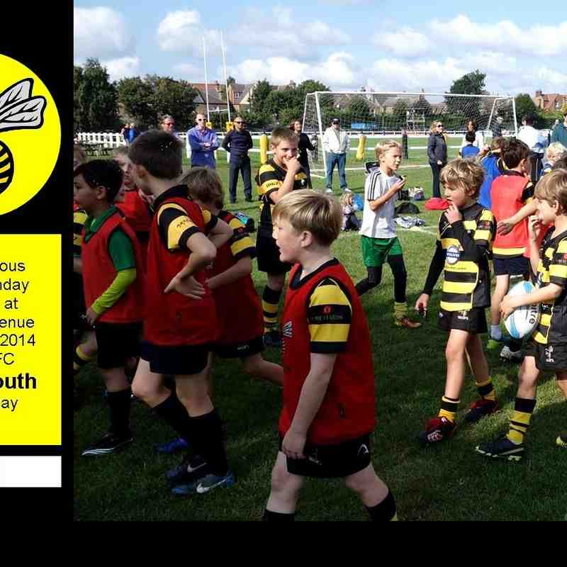 Wasps FC : Minis & Youth 21st SEPT 2014 [one]