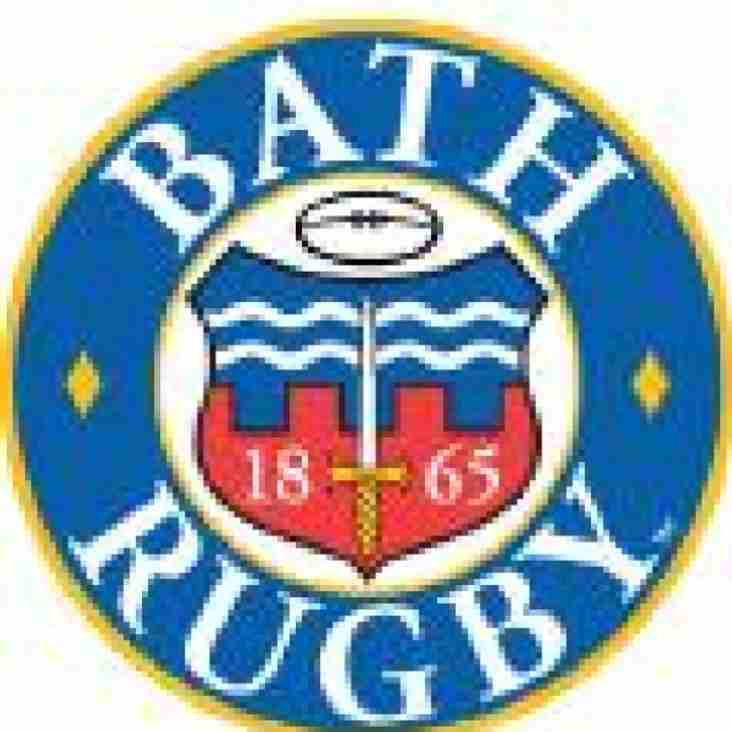 Bath Rugby ticket offer for members