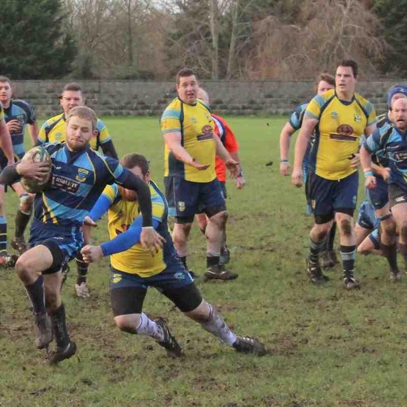 Melksham v Trowbridge 2nds
